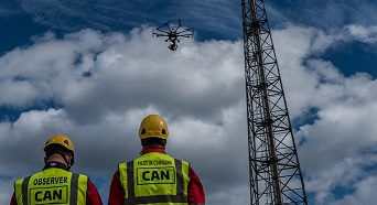 CAN Group flying high with new UAV services