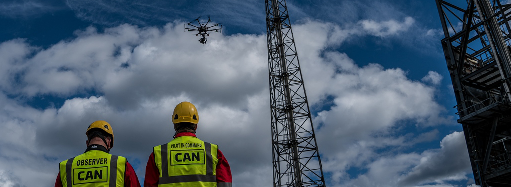 CAN drone - UAV Inspection